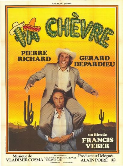3 ex. - CHEVRE (la) - 1981