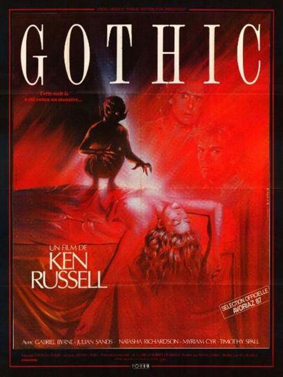3 ex. - GOTHIC - 1987