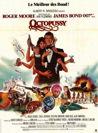 6 ex. - OCTOPUSSY - 1983