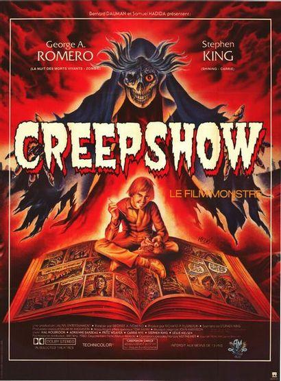 3 ex. - CREEPSHOW - 1982