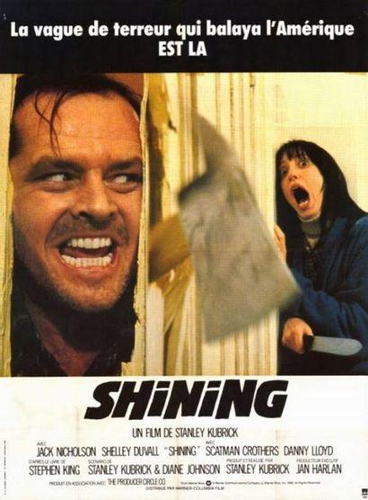 10 ex. - SHINING (the) - 1980