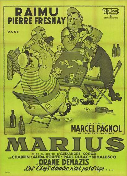 4 ex. - MARIUS - 1931