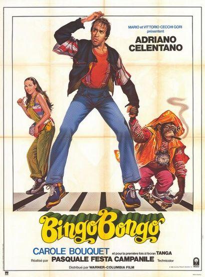 4 ex. - BINGO BONGO - 1983