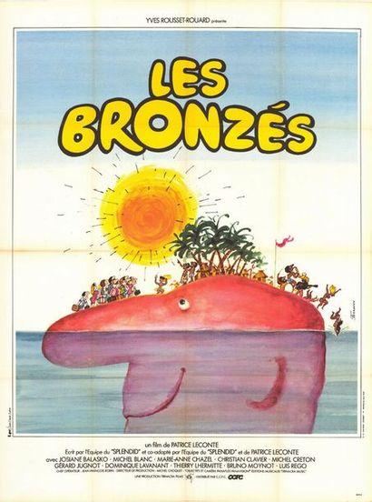 2 ex. - BRONZES (les) - 1978