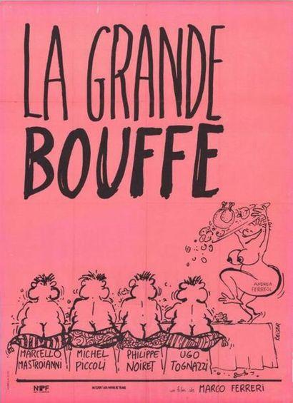 9 ex. - GRANDE ABBUFFATA (la) - 1973