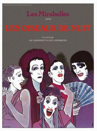 3 ex. - OISEAUX DE NUIT (les) - 1978