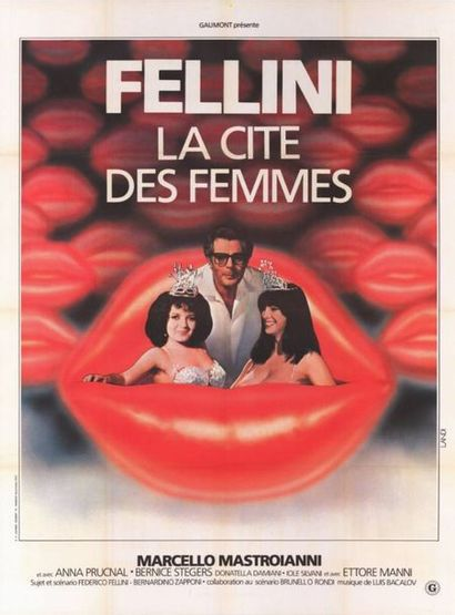 5 ex. - CITTA DELLE DONNE (la) - 1979