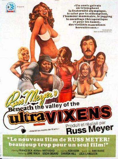ULTRAVIXENS - 1979
