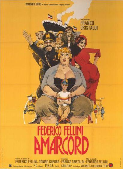 2 ex. - AMARCORD - 1974