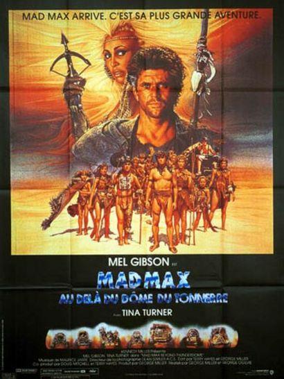 MAD MAX 3 - 1985