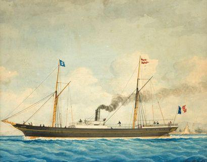 Louis François ROUX (1817-1903)