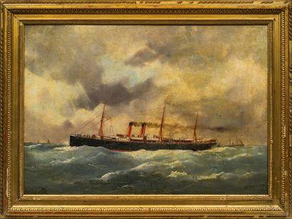 Marie Edouard ADAM (1847-1929)