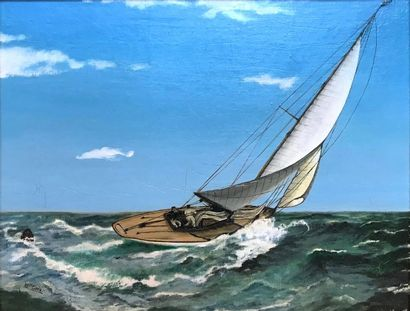 W. BRIAN (actif Xxème siècle)
