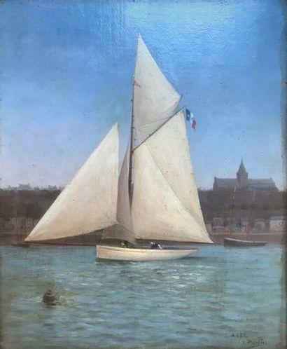 T.PESLIN (début XXème siècle)