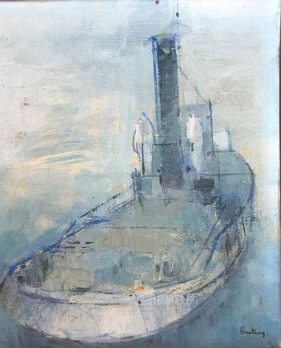 Léonard HUNTING (1926)