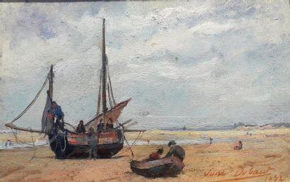Jane DUBAUT (1885-1970)