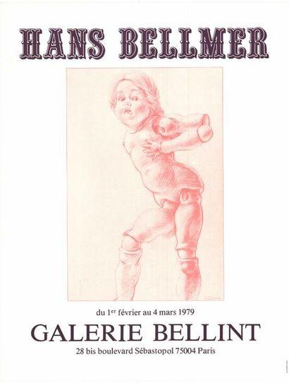 HANS BELLMER - 1979