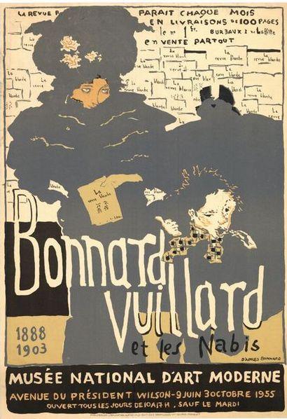 BONNARD - 1955