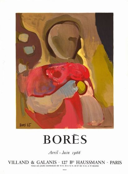 BORÈS - 1966