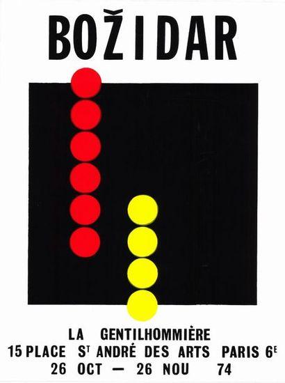 BOŽIDAR - 1974
