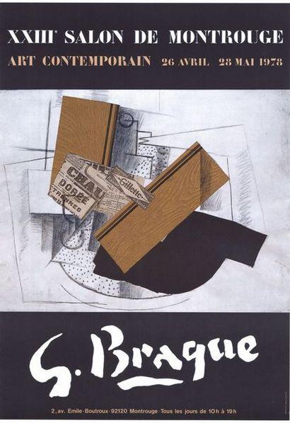 GEORGES BRAQUE - 1978