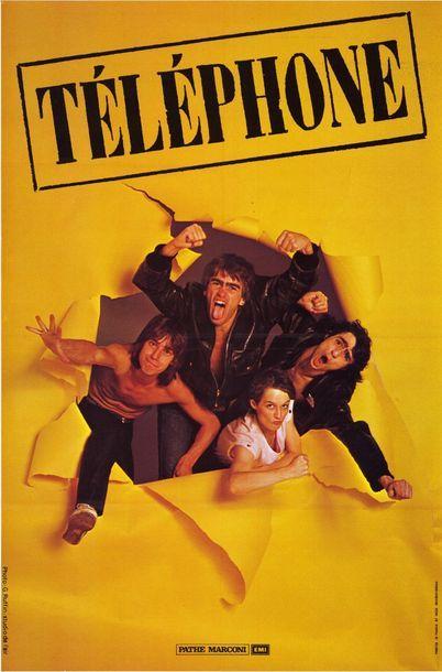 TELEPHONE par G. Ruffin - 1977