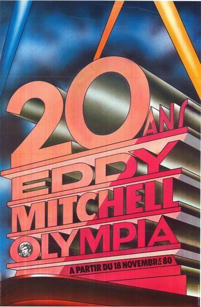 4 ex. - EDDY MITCHELL - OLYMPIA