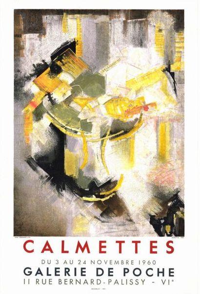 CALMETTES - 1960