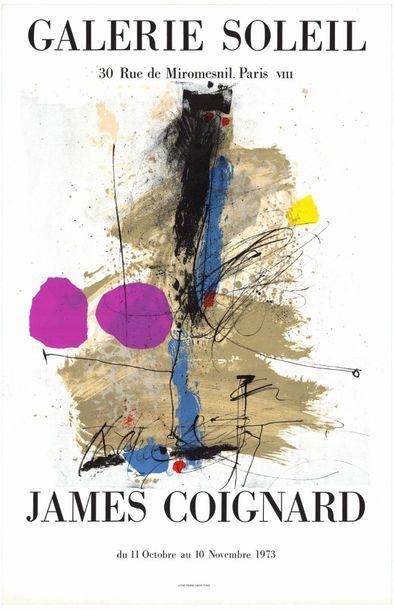 JAMES COIGNARD - 1973