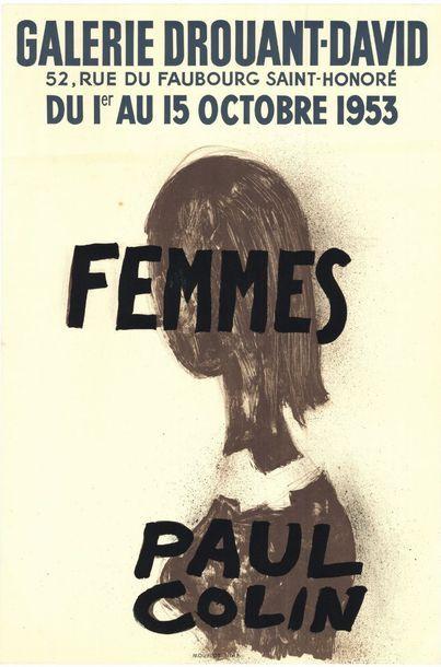 PAUL COLIN - 1953