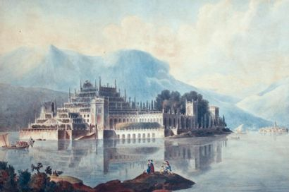 Ange Henri Louis SAINT-ANGE DESMAISONS (Paris 1780 - vers 1853)
