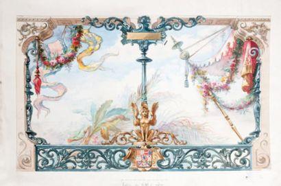 A. CARRIERE (actif au XIXème siècle)