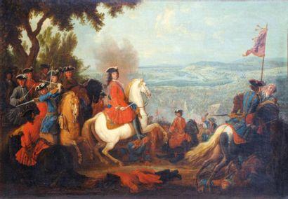 Pierre-Denis MARTIN dit le JEUNE (1663-1742)