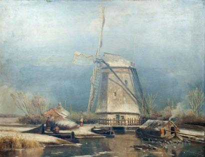 Nicolaas Johannes ROOSENBOOM (Schellingwouw 1805 - 1880)