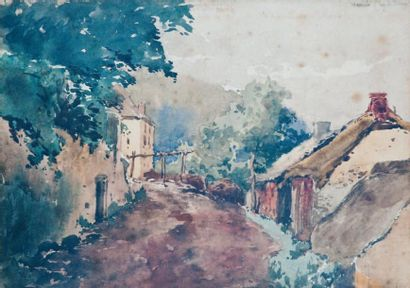 William Georges THORNLEY (1857-1935)