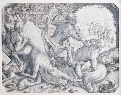 Ecole du NORD du XVIIe siècle