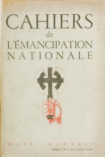 LETTRE A JACQUES DORIOT, in Cahiers de l'émancipation...
