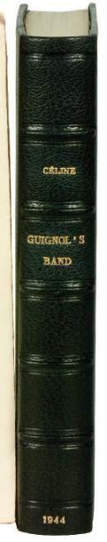 GUIGNOL'S BAND, Denoël et Steele, Paris,...