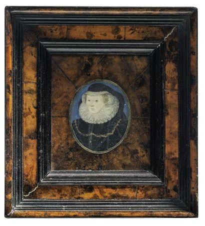 Entourage de Nicolas HILLIARD (1547-1619)