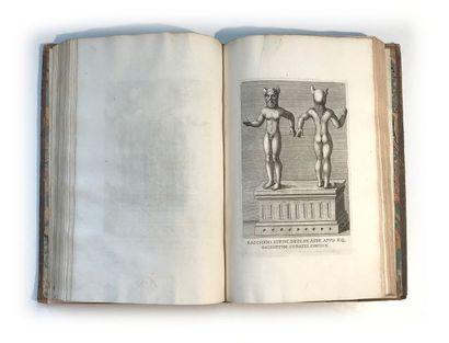 [ITALIE] Museum cortonense in quo vetera monumenta complectuntur [...]. Romae, Sumptibus...