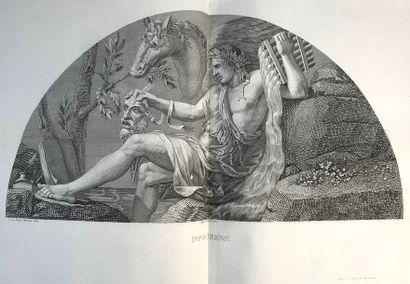 [ITALIE/MANTOUE] • ARCO (Carlo d'). Istoria della vita e delle opere di Giulio Pippi...
