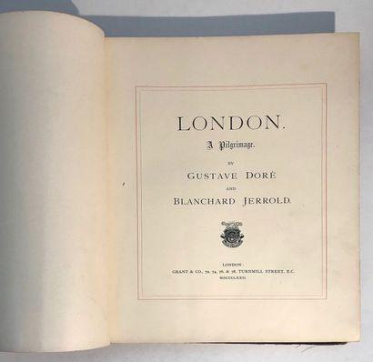 (DORE Gustave) BLANCHARD Jerrold