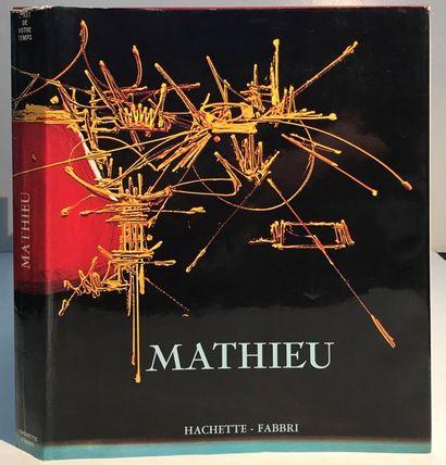 (MATHIEU Georges) MATHEY François