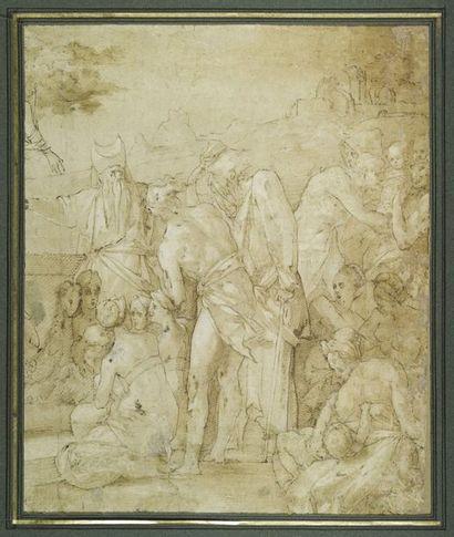 Atelier de ROSSO FIORENTINO (Florence 1495 - Paris 1540)