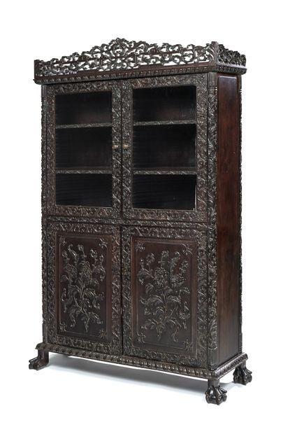 CHINE, Canton - XVIIIe/XIXe siècle