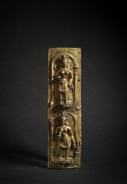 TIBET, Densatil - XVIe siècle
