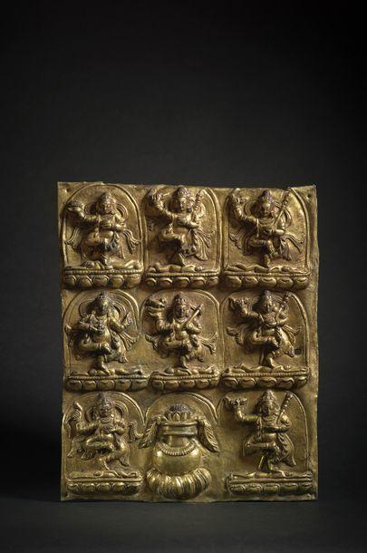 TIBET - XVIe/XVIIe siècle