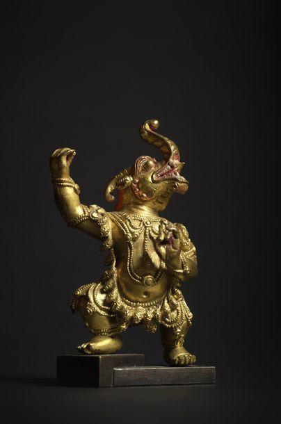 TRAVAIL SINO-TIBETAIN - XVIIIe siècle