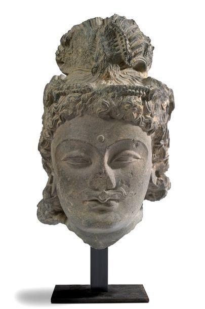 INDE - GANDHARA, ART GRÉCO-BOUDDHIQUE, IIE/IVE SIÈCLE