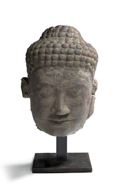 CAMBODGE - Période khmère, BAYON, XIIe/XIIIe siècle